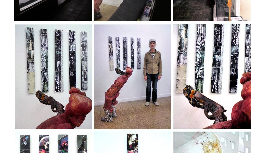 Installation art is 3d mental